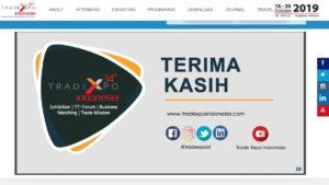 TRADEXPO34thindonesia